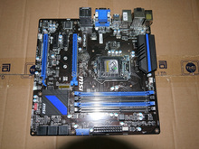 Free shipping PC computer motherboards for MSI Z87M-G43 1150 Luxury small plate MATX Z87 overclocking a key overclocking