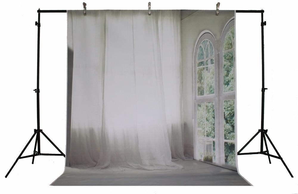 Life Magic Box Vinyl White Window Photo Backdrop White Background Camera Backdrop Studio Backgrounds Wedding Photography