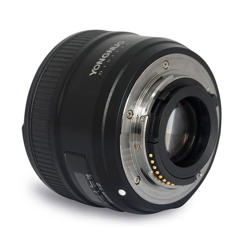Originaal YONGNUO YN 35 mm kaamera objektiiv F2 objektiiv 1: 2 AF / - Kaamera ja foto - Foto 4