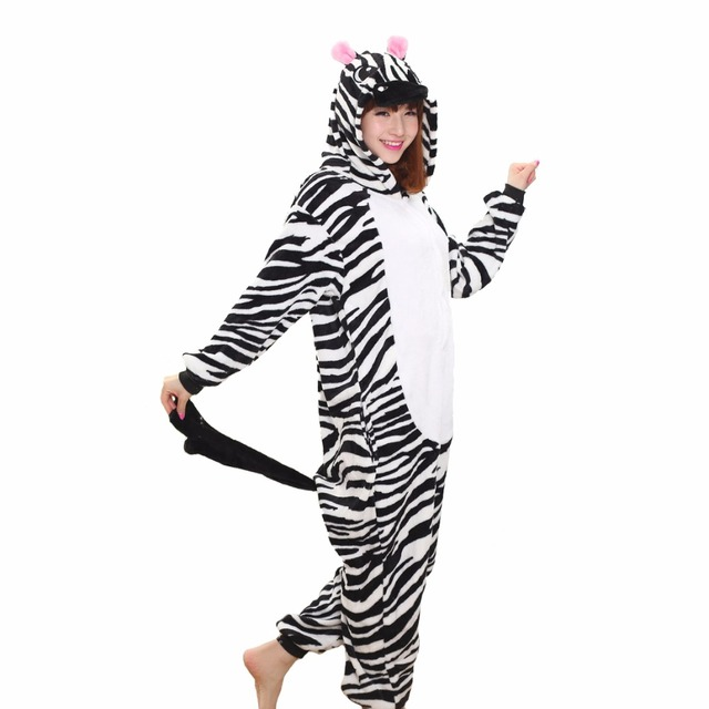 Animal Cosplay Adult Onesies for Women