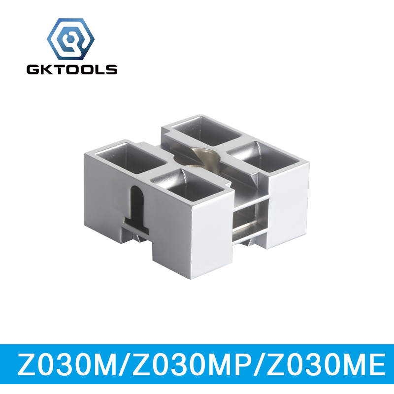 GKTOOLS, Metal Central Block, Used For Increase The Height, Also Used As Buffer Or Fixture, Z030M, Z030MP, Z030ME