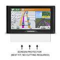 3x Anti-Scratch Clear LCD Screen Protector Shield Film for Garmin Drive 60 60LM 60LMT 6''GPS