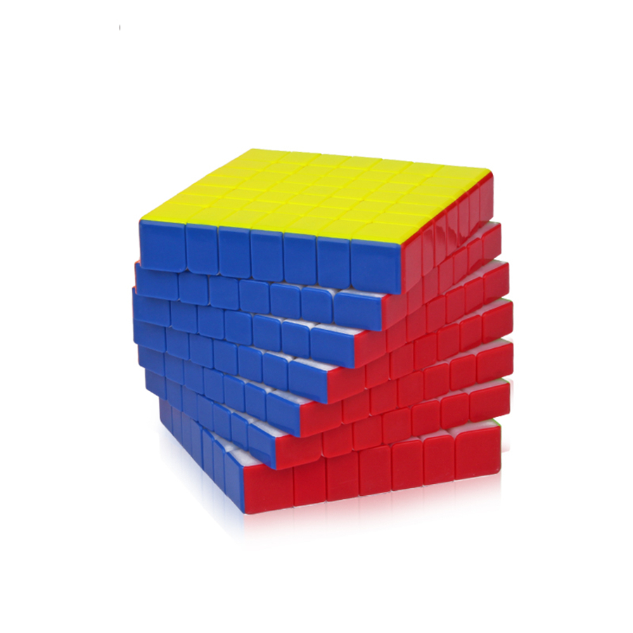 Classic Puzzle Magic Cube Educational Toys Kids Smooth 7x7x7 Neokub Puzzle Cubo Neo Cube Neo Cubo Magico Profissional 60B1142 educational toys mirror cube maze classic magnetic cube toy magic cube puzzle cups toys for children 601558