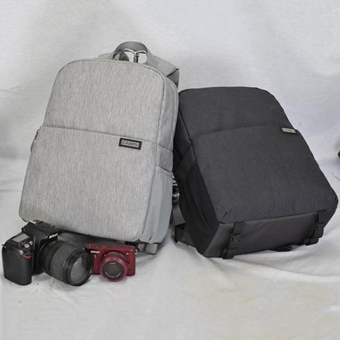 "Camera Bag Digital Camera Videos Bag Waterproof Laptop 14"" School Casual Photo Bag for Canon Nikon Sony Camera Backpack Lahore"