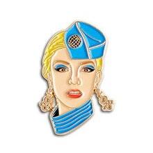 Britney emaye Pin