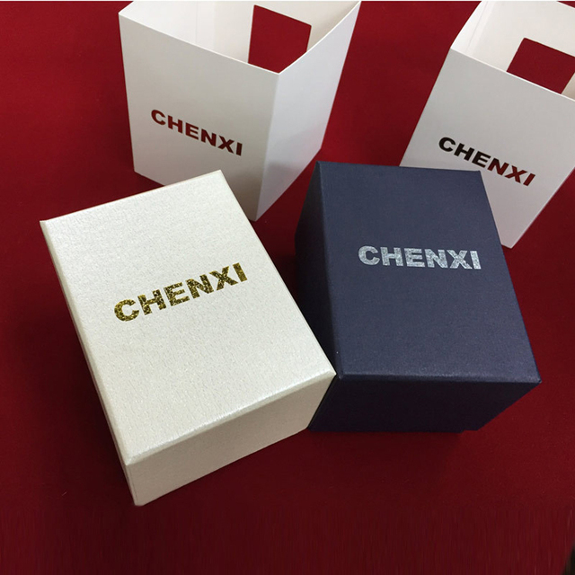 CHENXI Brand Watches Box Gift Watch Boxes (Box do not sell individually,it is se