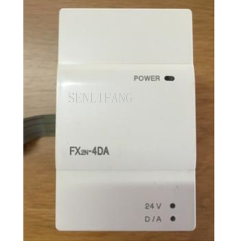 Free Shipping FX2N-4DA Analog Output Module 4-20MA 24VDC 12BIT 4POINT FX2N4DA PLC Programmable Controller New In Box