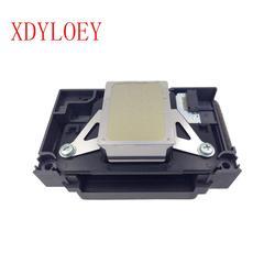XDYLOEY F173050 do cabeçote de impressão Para Epson 1390 1400 1410 1430 R1390 R360 R265 R260 R270 R380 R390 RX580 RX590 L1800 1500W cabeça de impressão
