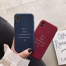 Couples Soft TPU Case For iPhone 7 Plus 8 Plus XS X XR Xs Max Cases TPU Cover For iPhone 6S Plus 6 Plus Case Phone Accessories plain tpu phone case for iphone 7 plus 8 plus x xs xr xs max case soft tpu cases for iphone 7 8 6s 6 plus case business cover