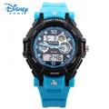 100% Genuine Da Disney Choque Relógio Digital militar do exército Men Watch Data Calendário resistente à água Esportes Relógios relogio masculino