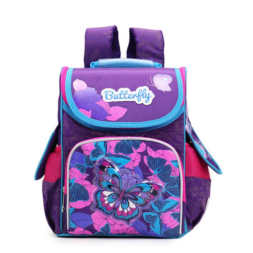 2018 new 1-3 grade Kids Schoolbag Backpack Orthopedic Children School Bags For Boys and girls Mochila Infantil children school bag minecraft cartoon backpack pupils printing school bags hot game backpacks for boys and girls mochila escolar