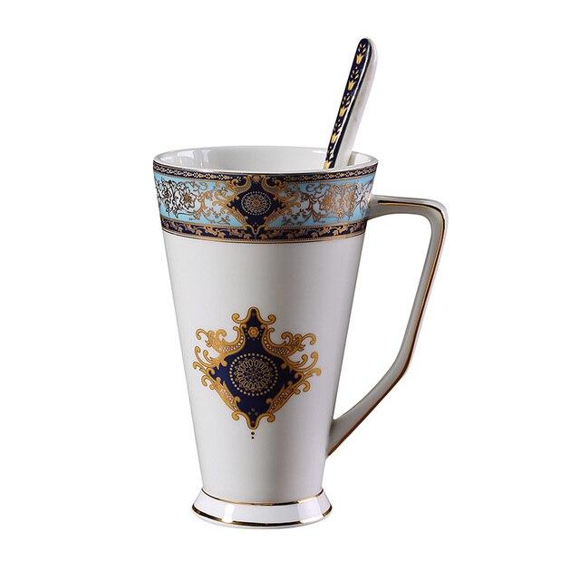 Retro Bohemian Tea Mug