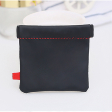 Multi-function headset storage box data cable U disk storage card mobile storage backup battery high leather PU leather gloves w