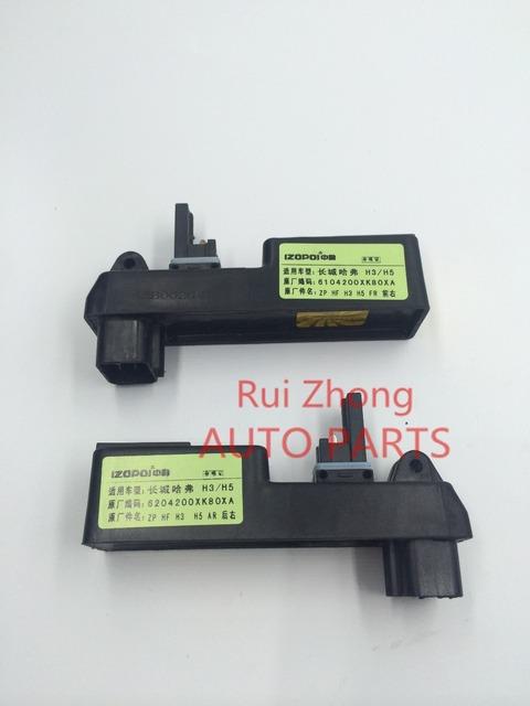 Etiqueta do carro Janela de energia Elétrica Elevadores De Vidro verde Pitada Módulo para Great Wall hover H5 Haval H3 H5