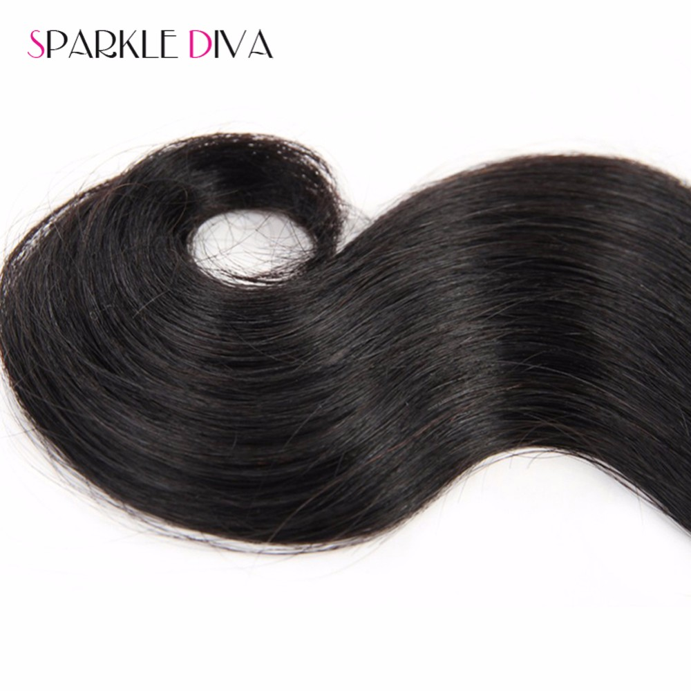 Ear To Ear Lace Frontal Closure With Bundles 360 Lace Frontal with bundle Brazilian Virgin Hair Straight With Natural Hairline (4)