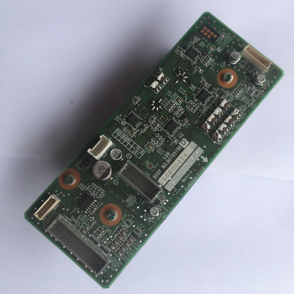 Scanner board b0705190 for Ricoh aficio mp 3553    printerScanner board b0705190 for Ricoh aficio mp 3553    printer