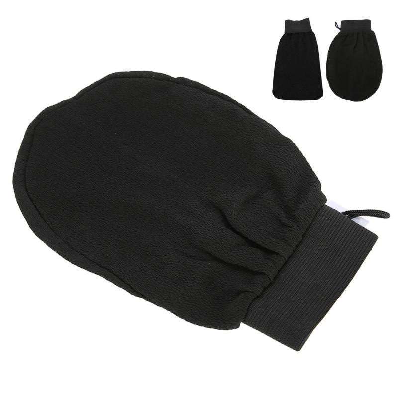 1 Pair Shower Bath Gloves Soft Glove Wash Skin Spa Massage Body Cleaning Scrubber Skin Care for Remove Dead Skin Exfoliating 2