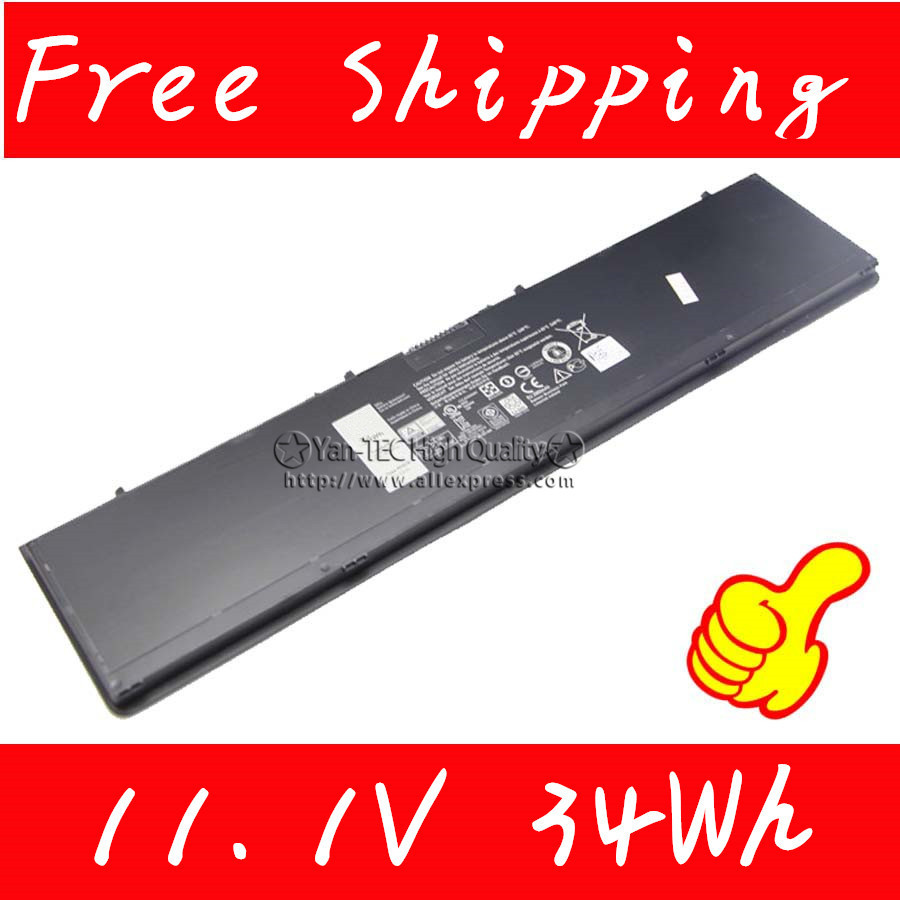 34WH Original Battery For dell latitude E7440 touch 14 7000 Series 34GKR 451-BBFS 451-BBFT G0G2M PFXCR T19VW Free shipping моноблок dell optiplex 7440 7440 0187 7440 0187