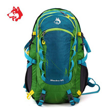 Unisex 40L Outdoor Travel Hiking Trekking Tourist Backpack Rucksack Bags For Sports Waterproof Mochila Camping Backpacks Bag