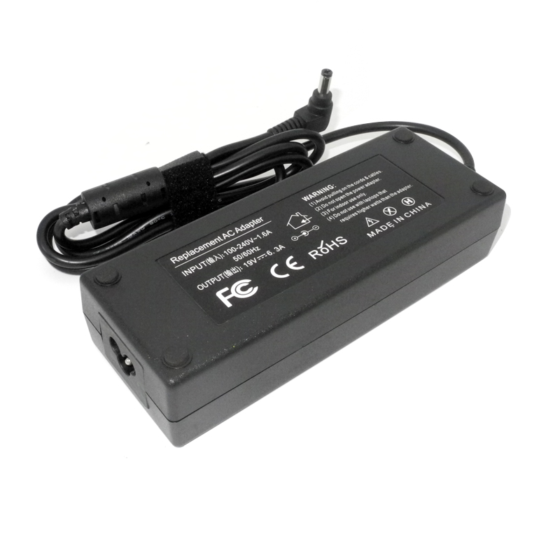 Laptop Ac Power Adapter For <font><b>Asus</b></font> <font><b>19V</b></font> <font><b>6.32A</b></font>/6.3A 120W PA-1121-28 For <font><b>Asus</b></font> N750 N500 G50 N53S N55 All-in-One Notebook <font><b>Charger</b></font> image