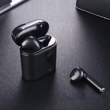 Беспроводная bluetooth-гарнитура бас беспроводные наушники Бесплатная доставка с зарядным устройством наушники Hands-Free вызывающие наушники с микрофоном