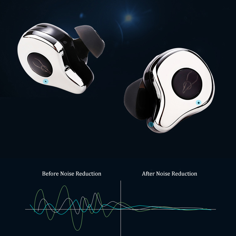Image 5 - Super Bass In ear Warterproof IPX7 Bluetooth 5.0 Earphone Mini True Wireless With Dual-in Bluetooth Earphones & Headphones from Consumer Electronics