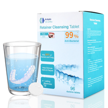 Cleansing 96 Retainer Tablets