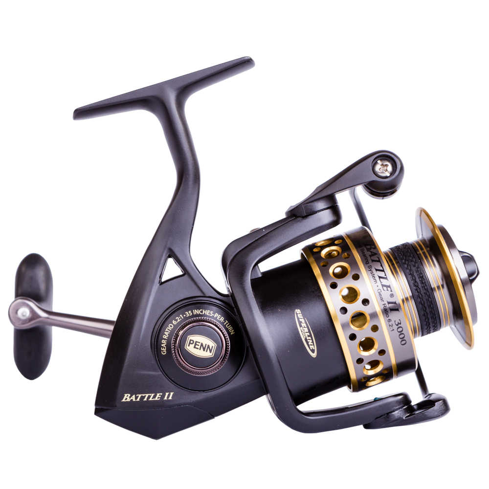 PENN CONFLICT CFT2500-4000 7+1BB Spinning Fishing Reel Full Metal Freshwater Saltwater Sealed HT-100 Drag Spinning Reels