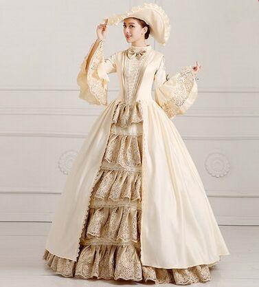 Buy medieval dress