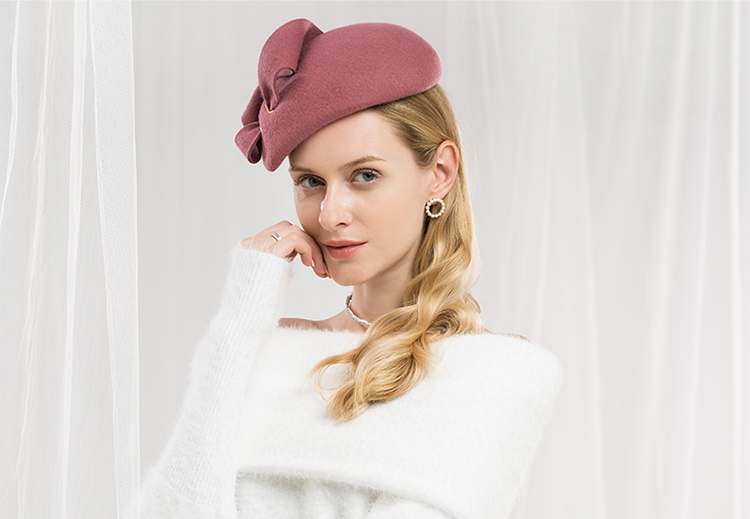 2_fascinators for women elegant