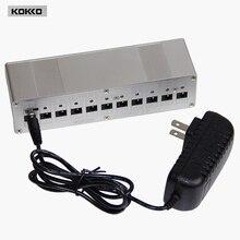 Guitar Pedal KOKKO Power Supply Compact Size For DC 9V/10V/18V Guitar Pedal EU/UK/USA Free Shipping