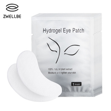 50 cặp/gói Giấy Mới Miếng Dán Mi Mắt Dưới Mắt Miếng Lót Mi Cây Nối Mi Giấy Miếng Dán Mắt Đầu Miếng Dán Đeo Dụng Cụ Trang Điểm