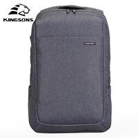 Kingsons 15 6 Inch Air Bag Shockproof Waterproof Laptop Backpack Large Space Knapsack Men Women Computer