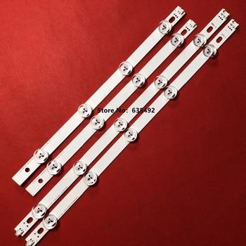 1set =80pcs(40A+40B) LED Backlight bar For TV HC390DUN-VCFP1-21X 39LN5400 39LA6200 LG innotek POLA2.0 39″A/B Type pola 2.0