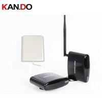 With Panel Antenna 500M To Work 2 4G Wireless AV Sender Receiver 2 4G Wireless Video