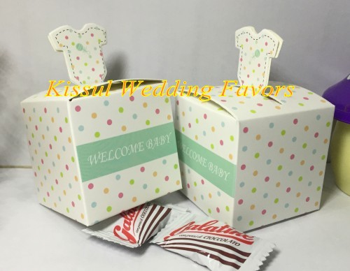 10 Pieceslot 2016 Super Cute Baby Shower Gift Box Of Welcome Baby
