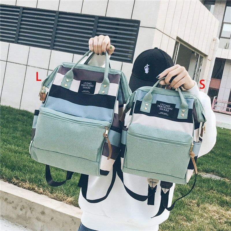 Mochila Kanken Backpack 2018 Korean Style Girls Canvas School Backpack Women Fashion Girl Travel Bags Feminina Escolar Bagpack 2018 korean new female oxford school backpack brand laptop backpack women kanken backpack fashion lady shoulder mochila travel