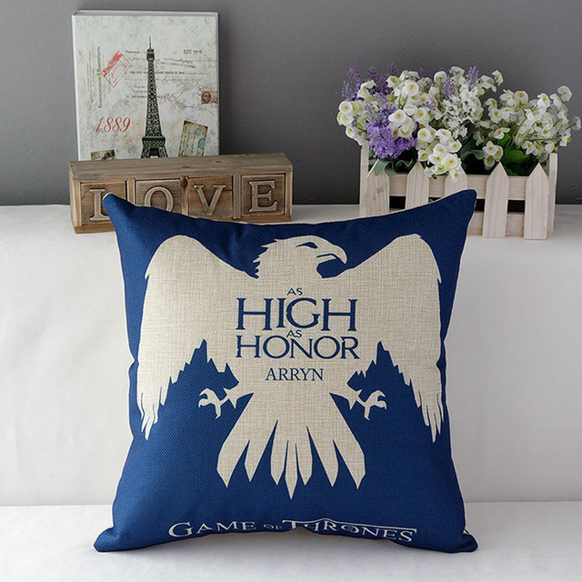 Game of Thrones Cotton Pillow  3