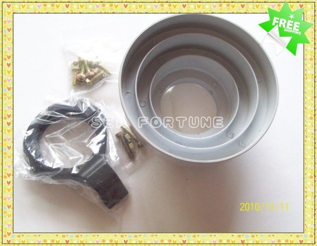 Conical Scalar Ring for LNB, 4 Rings, offset antenna receive C band signal, Drop Shipping