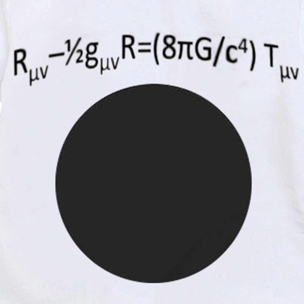 Детские комбинезоны для маленьких девочек и мальчиков с черными дырками и теорией относительности, одежда для маленьких мальчиков и девочек, комбинезон для маленьких девочек