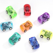 20Pcs/lot Children 5X3 cm independent packaging gifts small toys mini pull back transparent pull back car toys 2018 children gifts 8pcs lot pull back car toys children racing car baby mini cars cartoon pull back truck kids toys