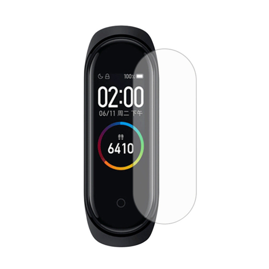 2pcs/pack Screen Protector Film For Xiaomi Mi Band 2 3 4 Ultrathin Screen Protective Film For Miband 4 3 2 Not Tempered Glass