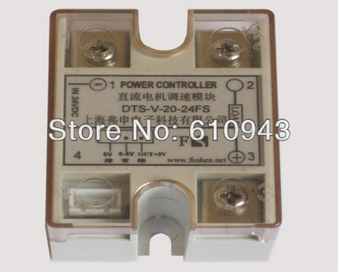 ФОТО Freeshipping Wholesale Retail New DC Motor Speed Control 10A