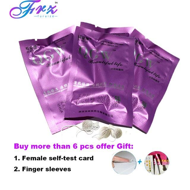 10 sztuk tampony tampony kobiet higieny Yoni perły tampon pochwy medycyny chińskiej rozładowania toksyn tampony pochwy piękne życie