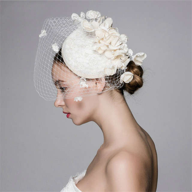 Bride Hair Jewelry S Small Nylon Hat Wedding Tiaras Korean Children Gifts Princess Crowns