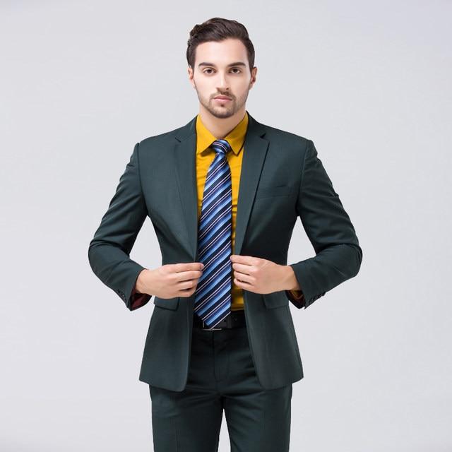 Online Shop AIMENWANT Italy man wedding dress suit 12colors S-4XL ...