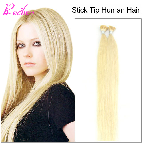 Aliexpress buy pre bonded russian hair extensions stick tip aliexpress buy pre bonded russian hair extensions stick tip extensions natural color 100 remy human hair extension keratine 05 gram strand from pmusecretfo Choice Image