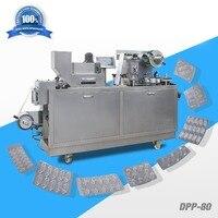 DPP 88 Blister Packing Machine Sealing Machine For Tablet Capsules Blister