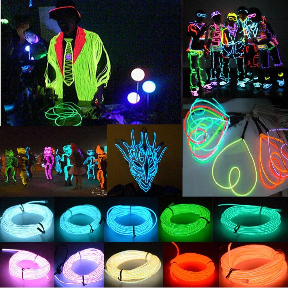 led purge mask women men New Year Cosplay LED Light Mask ...