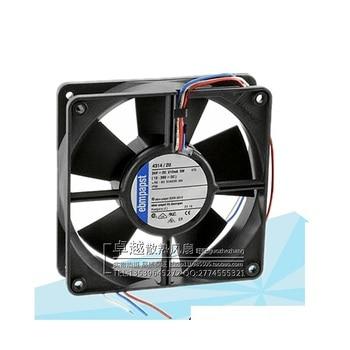 New original 4134 / 2U DC24V 5W 12032mm 3-wire high-end set cooling fan